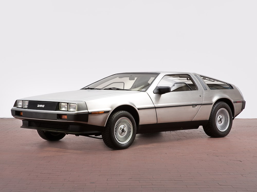 John DeLorean's DeLorean