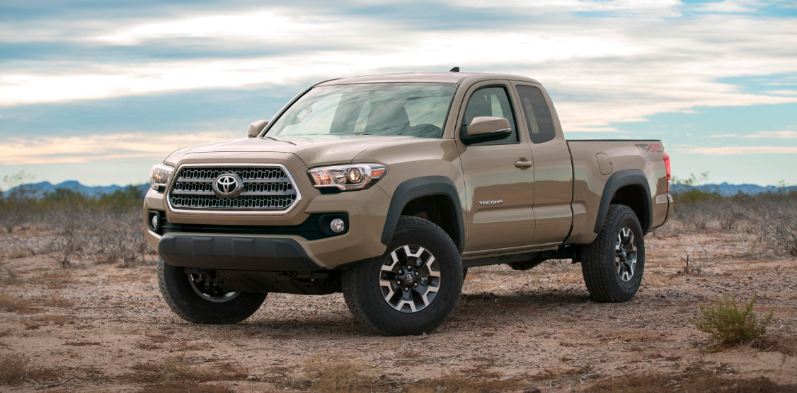 Ford and Ram Watch as Toyota and GM Cash-in on Mid-size Truck Market ...