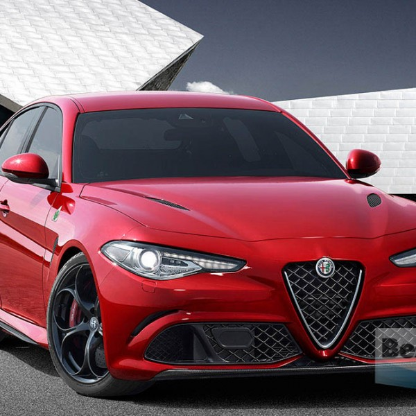 debut alfa romeo 39 s 510 horsepower giulia quadrifoglio. Black Bedroom Furniture Sets. Home Design Ideas