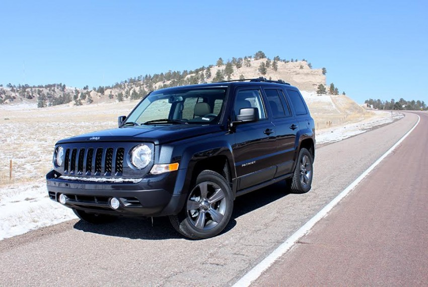 2015 jeep patriot unique surprisingly off road capable suv. Black Bedroom Furniture Sets. Home Design Ideas