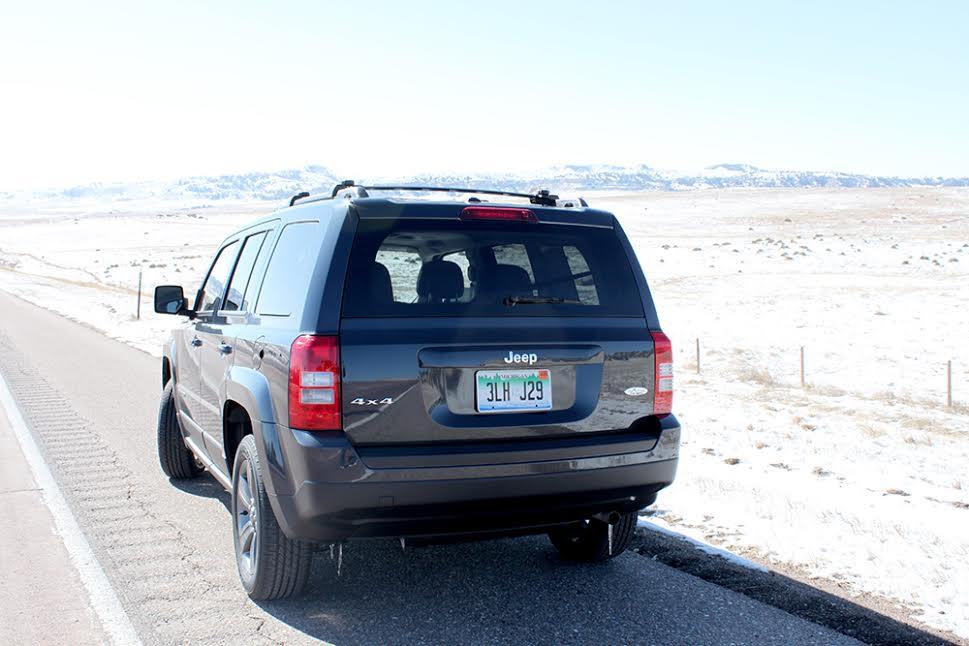 jeep patriot bestride5
