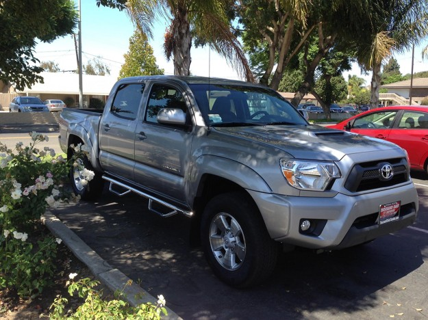 Toyota Tacoma Sales Still Dominate Colorado, Canyon – Not For Long?