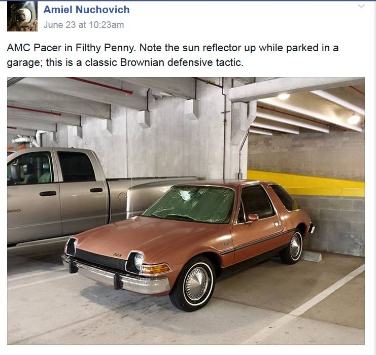 10 Best Facebook Pages - Brown Car Appreciation Society
