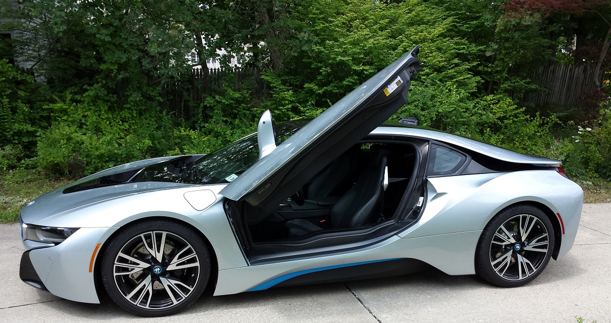 Review 2017 Bmw I8 Bestride