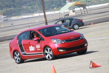 KIA MOTORS AMERICA AND B.R.A.K.E.S. TEEN PRO-ACTIVE DRIVING SCHOOL