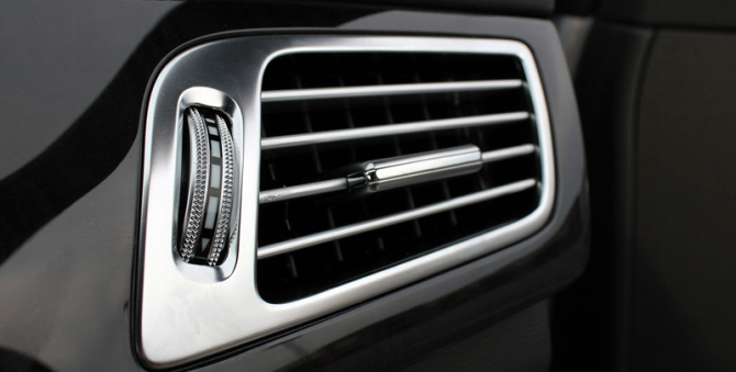 Car doctor q a fix my stinky air conditioner bestride for Mercedes benz car air freshener
