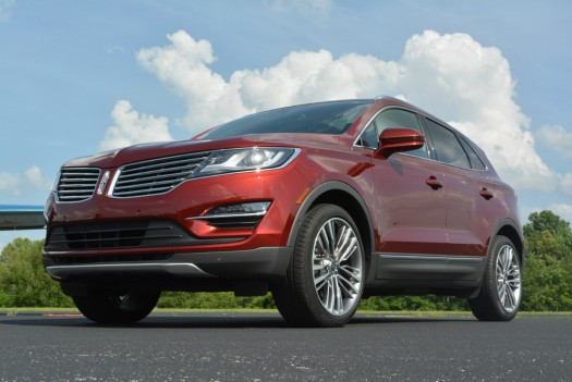 2015 Lincoln MKC Photo Shoot 001