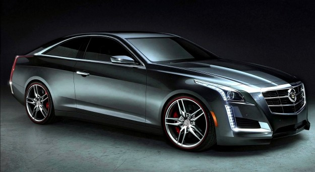 First Look: 2016 Cadillac CTS-V