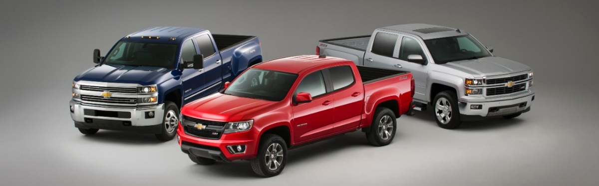 GM sells more trucks than Ford
