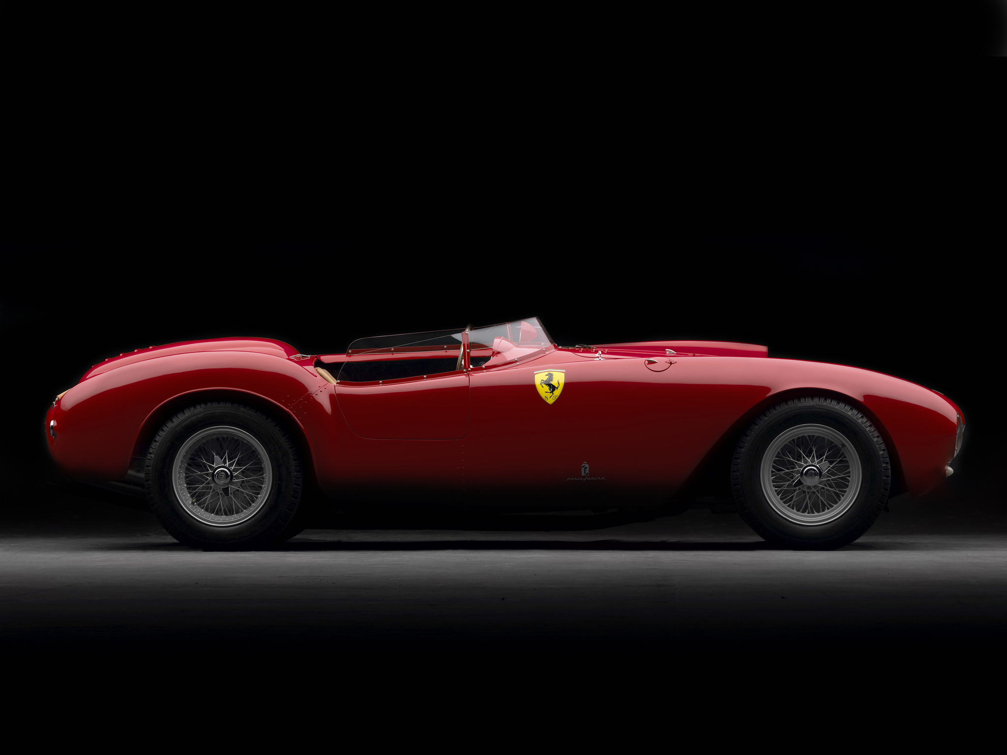 This 1954 Ferrari 375 Plus Is A 16 5 Million Riddle