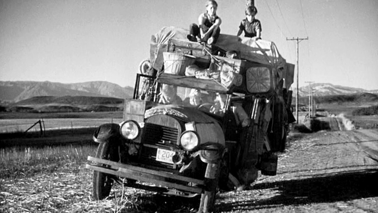 Road Trips - Grapes of Wrath