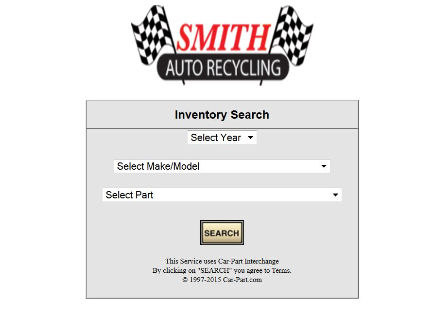 Used Auto Parts - Smith Auto Recycling
