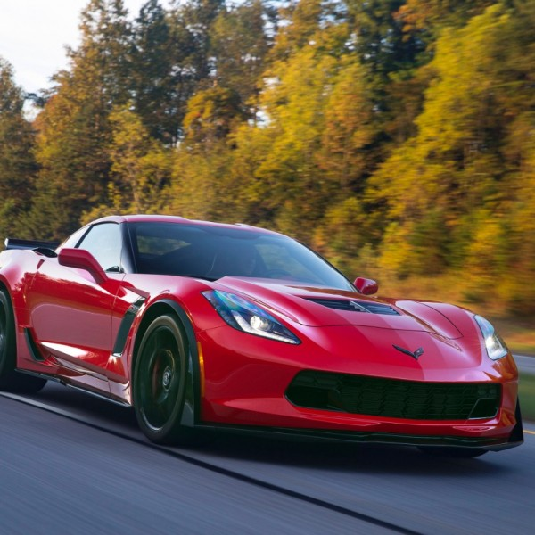 U.S. Muscle Car Madness