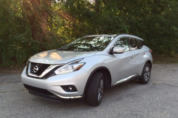 2015 Nissan Murano Front