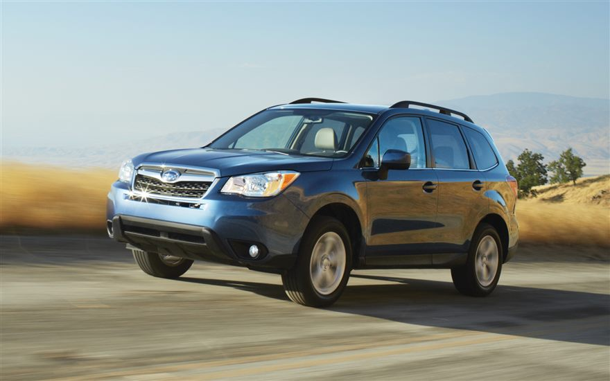 2016 Subaru Forester is now in its fourth generation