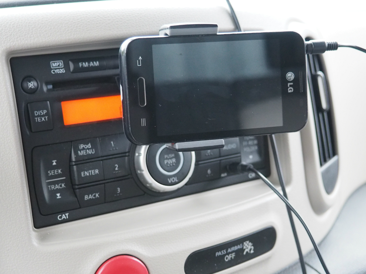 Koomus RoadPro Smartphone Mounts Photo Shoot 002