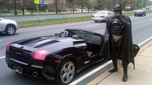 Lenny Robinson Batman1