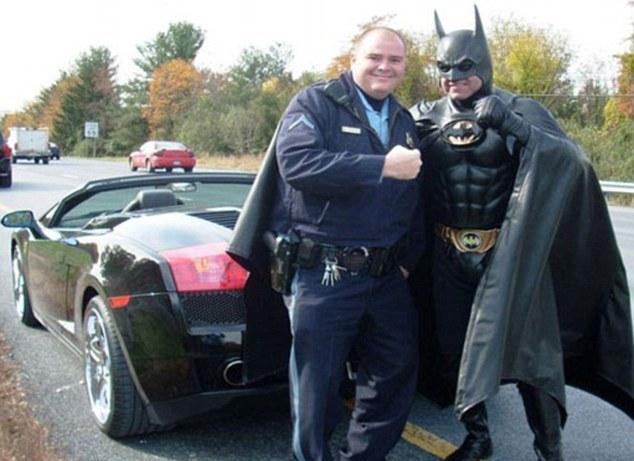 Lenny Robinson Batman2