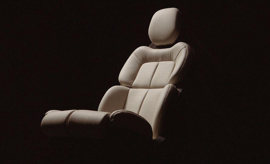 Lincoln Continental Seats