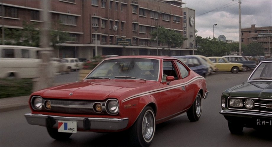 Man With the Golden Gun AMC Hornet 1