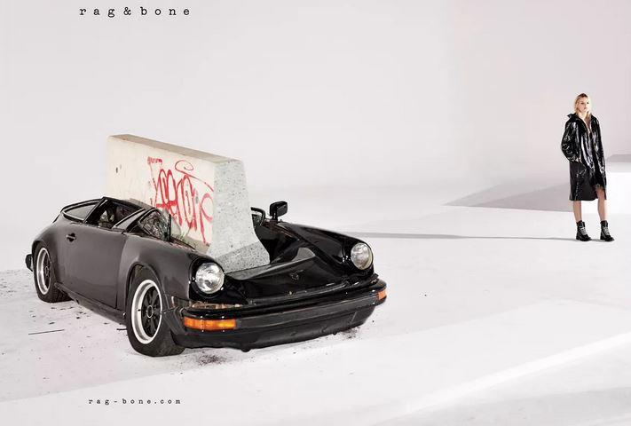 Rag & Bond Porsche