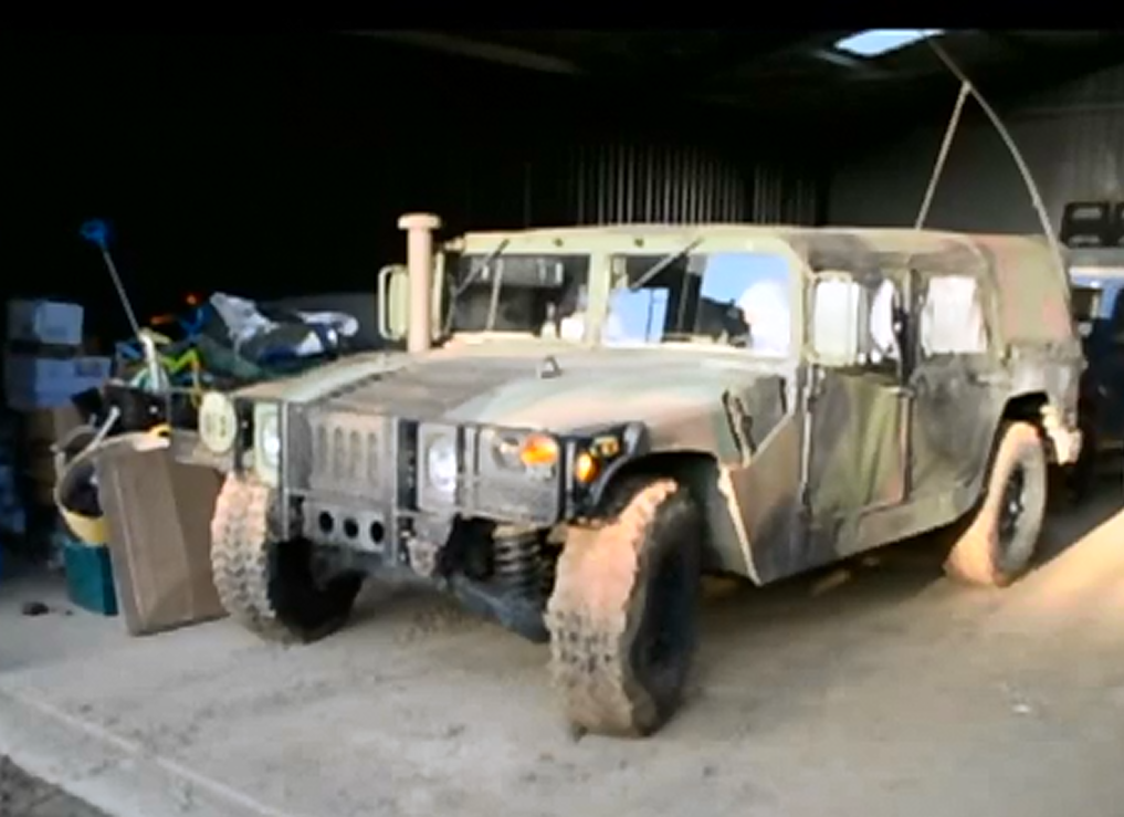 humvee riestore youtube