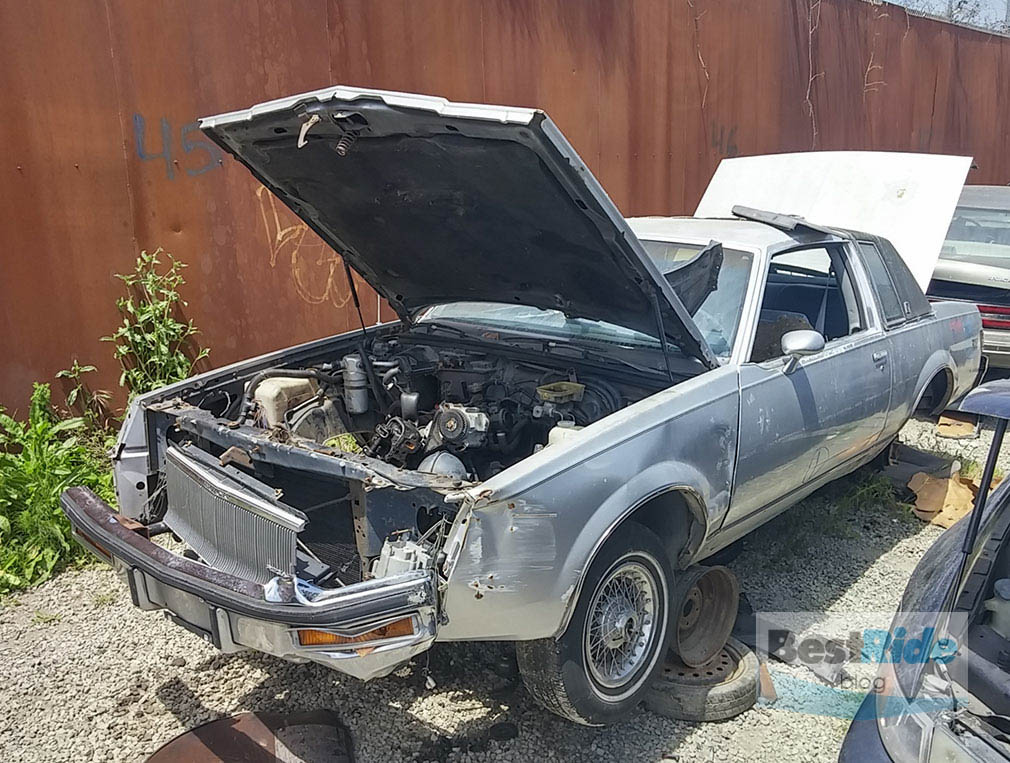 JUNKYARD THERAPY: Buick Coupes From The 1980s | BestRide