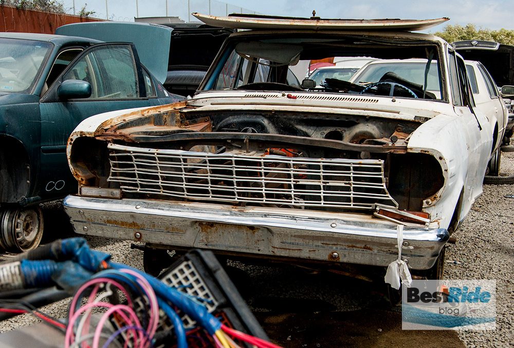 JUNKYARD THERAPY: GM Compacts From Three Decades | BestRide
