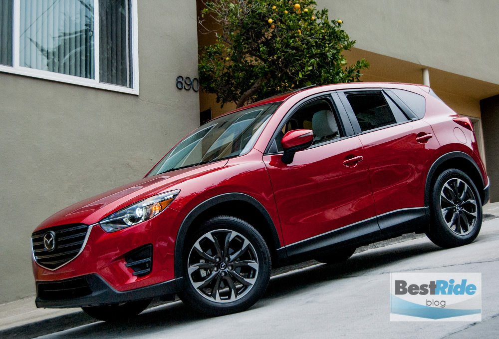 review 2016 mazda cx 5 grand touring niche popularity bestride. Black Bedroom Furniture Sets. Home Design Ideas