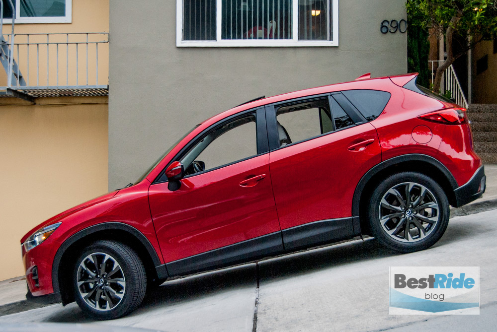 Mazda Cx5 Grand Touring 2016 1 16