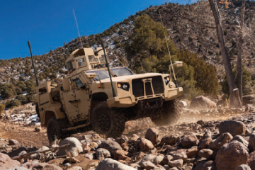VIDEO: U.S. Military Humvee Replacements Benefit From Experience