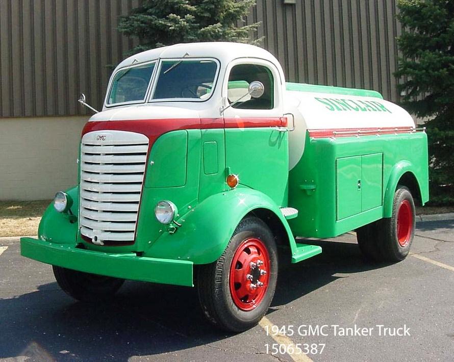 1945 GMC Tanker Truck 15065387