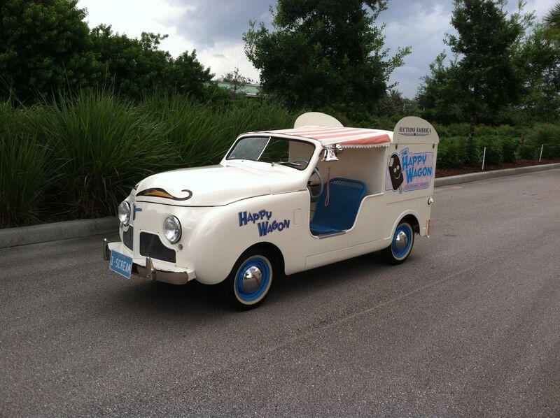 1947 Crosley Ice Cream Truck