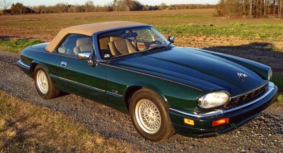 1994 Jaguar XJS 01