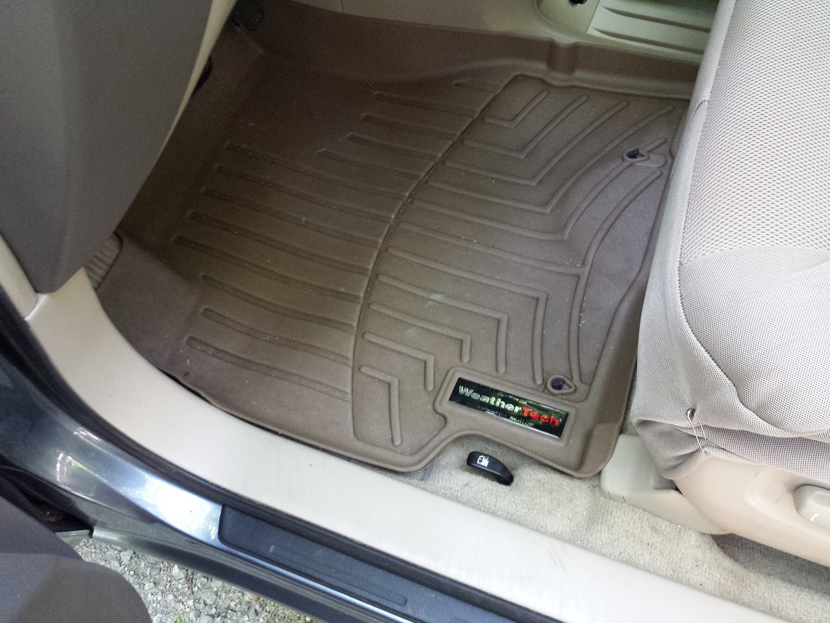 Product Review Weathertech Floor Mats And Trunk Cargo