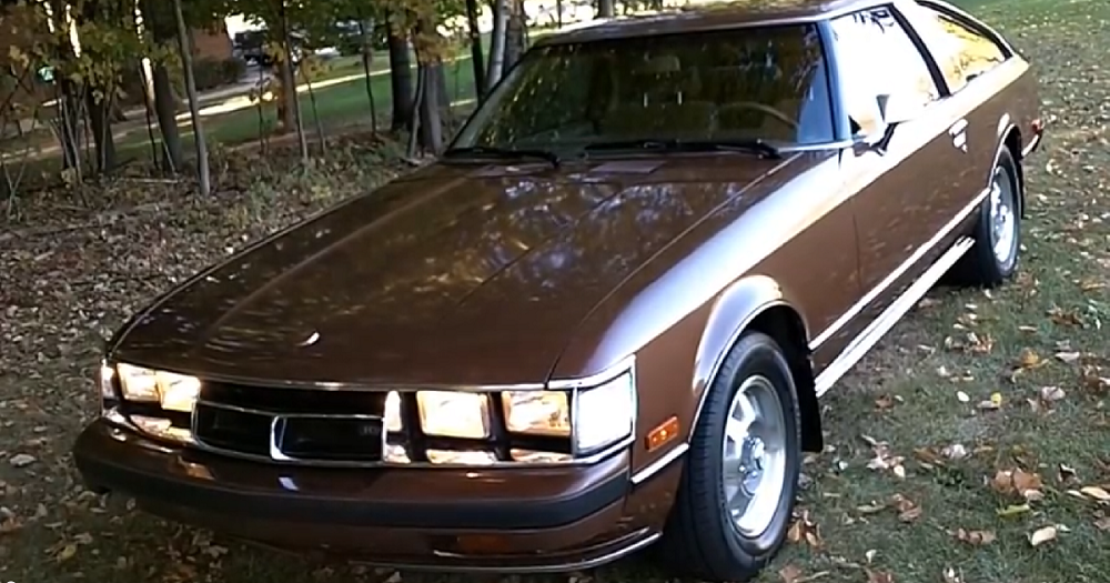 VIDEO: Luxury AND Performance!? Meet the 1979 Toyota Supra And ...