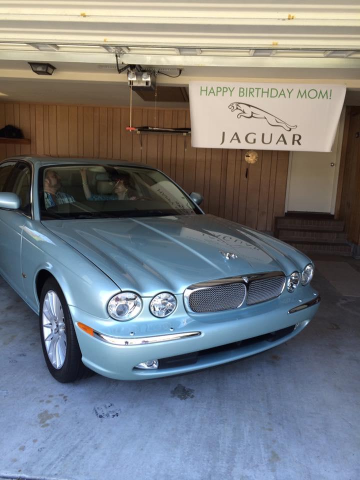 Brian McCann Jaguar Happy Birthday
