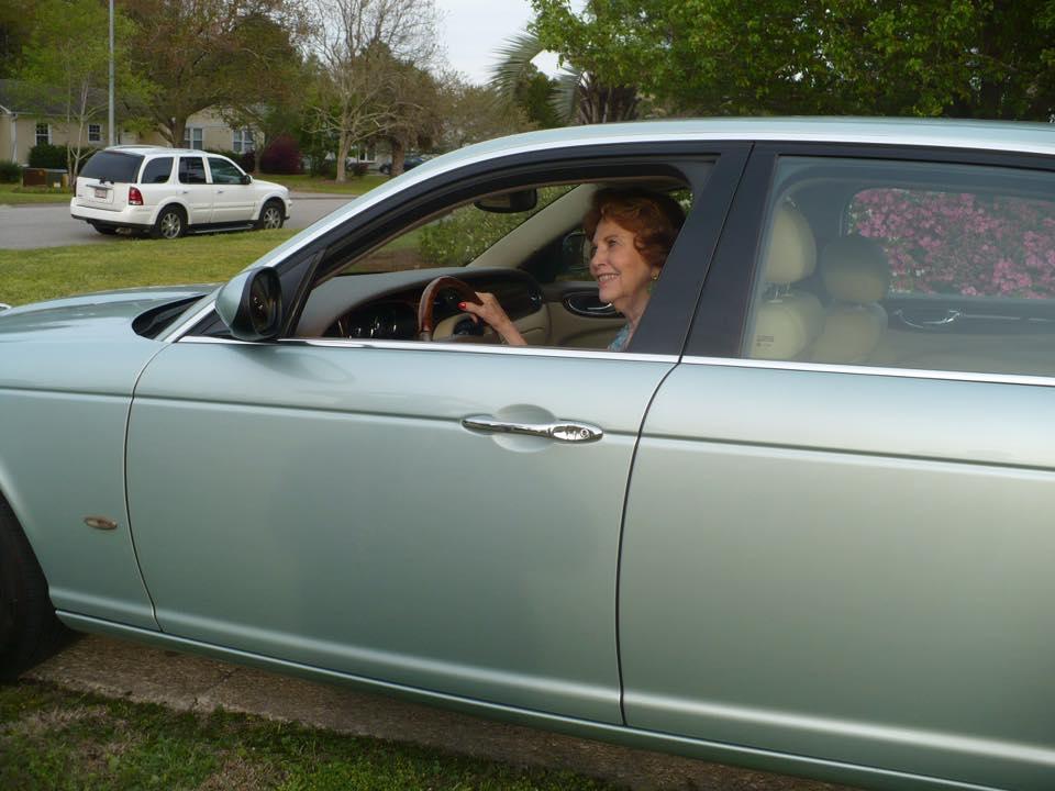 Brian McCann Jaguar Mom