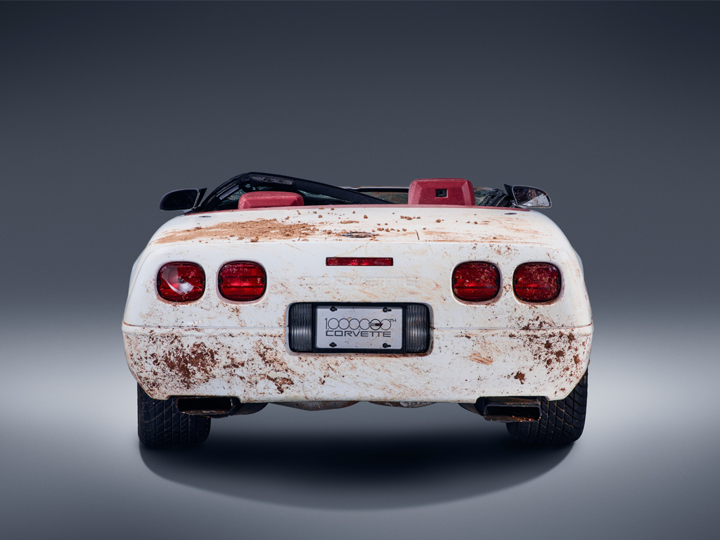 Chevrolet Makes Good on Promise to Restore One-Millionth Corvette 03