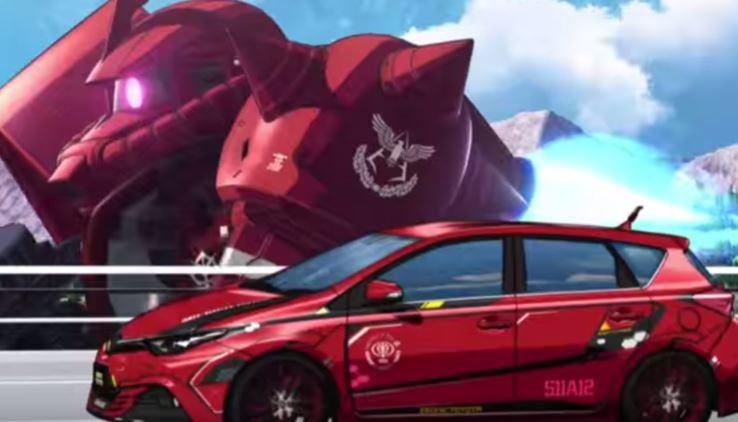 Gundam Toyota