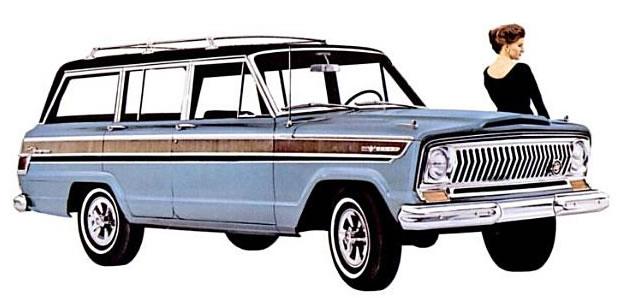Jeep Wagoneer - 1966 Super Wagoneer