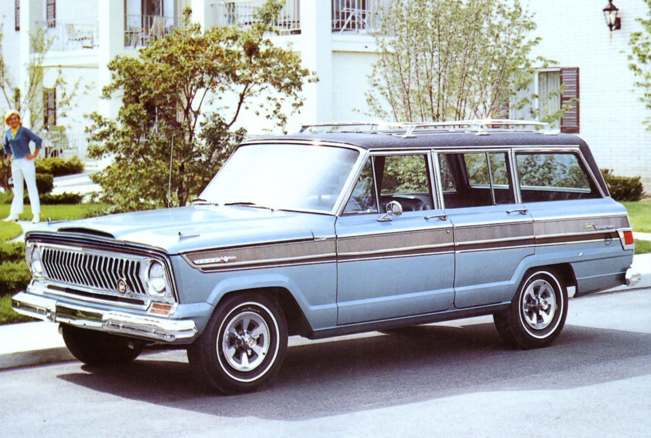 Jeep Wagoneer - 1969