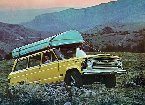 Jeep Wagoneer - 1973