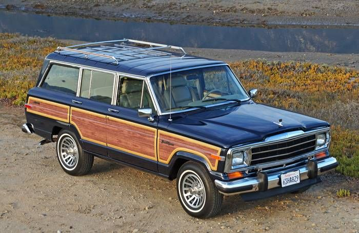 jeep grand wagoneer returns in 2019 the best from 1961. Black Bedroom Furniture Sets. Home Design Ideas