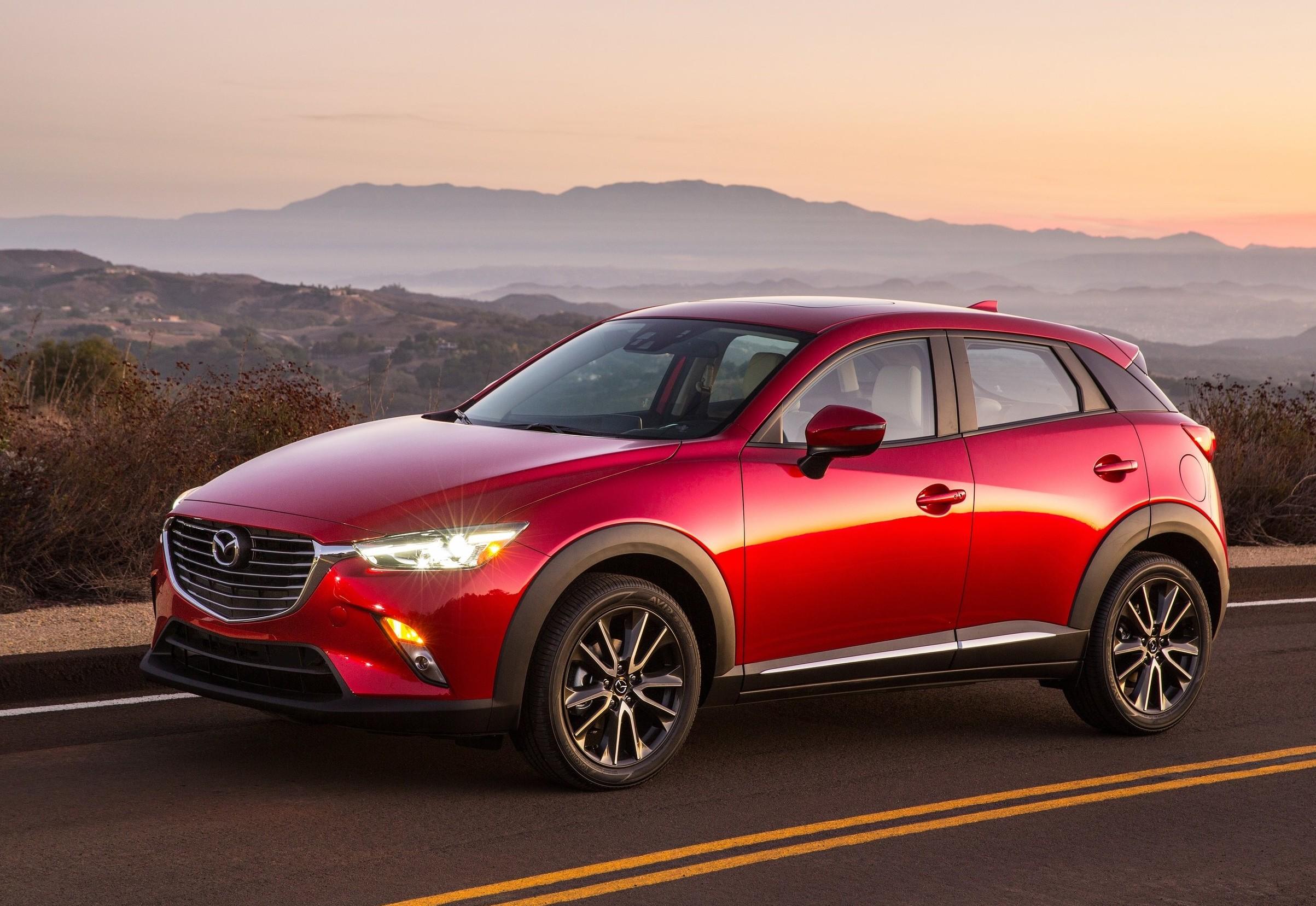 Mazda Design Contest CX-3