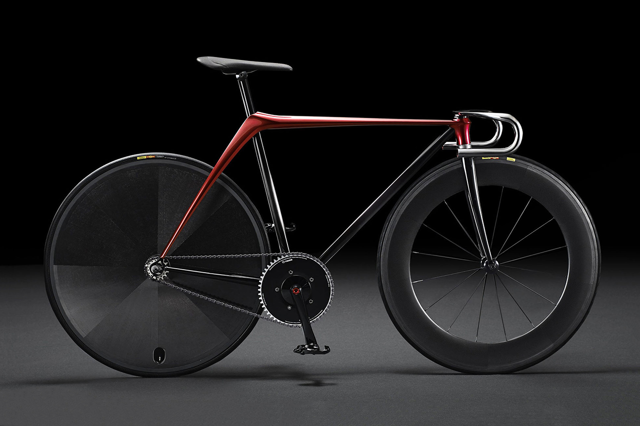Mazda Design Contest bike by Kodo