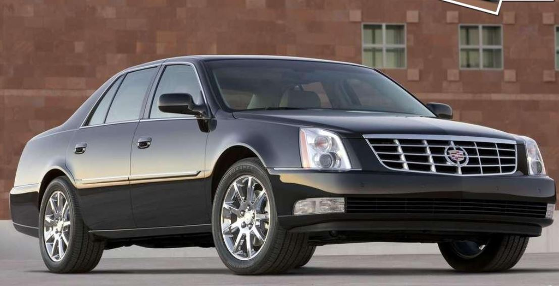 Reliability Cadillac DTS