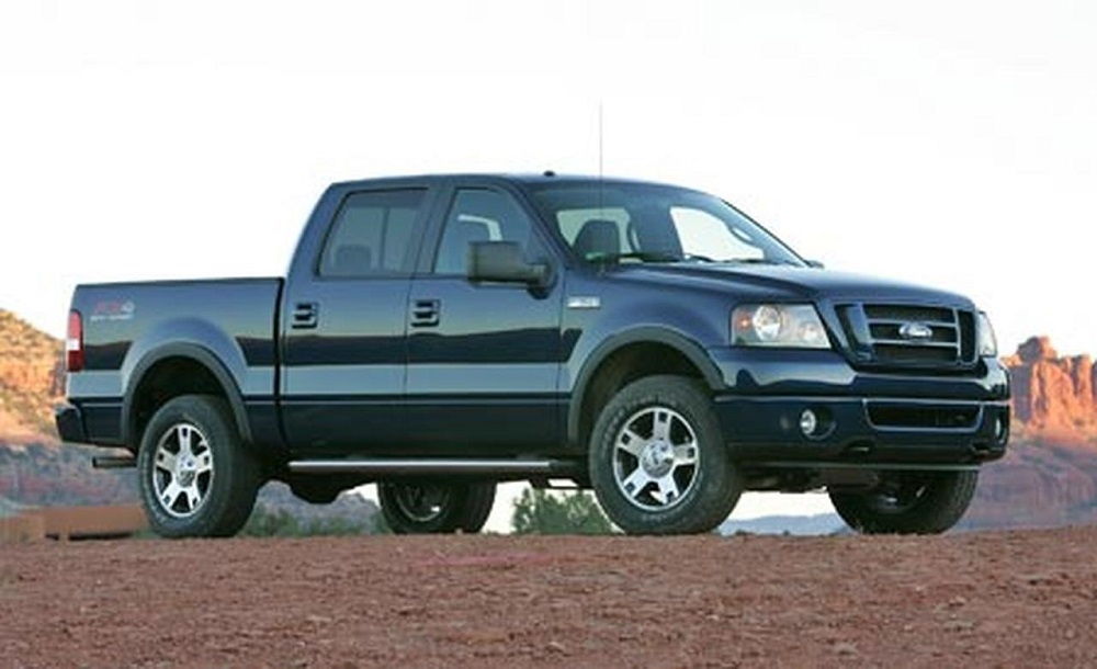 Reliability Ford F-150