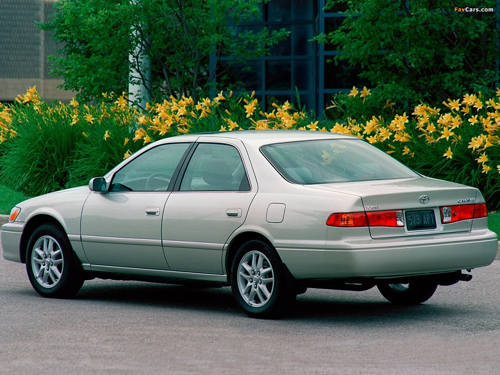 Reliability Toyota Camry