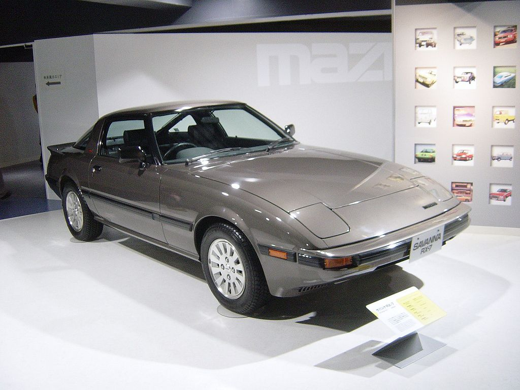 Rotary Engine - Mazda RX-7